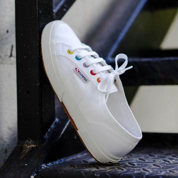 Superga 2750 Multi Color Eyelets Sneakers 6LimPff3